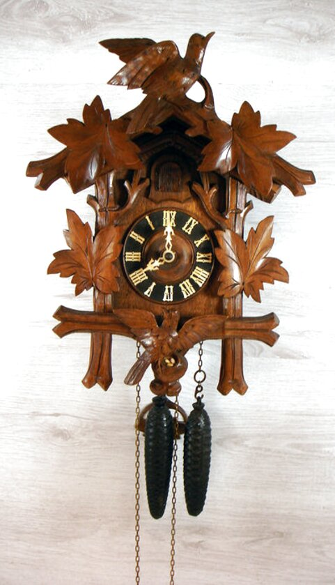 Ancienne Horloge Coucou D Occasion