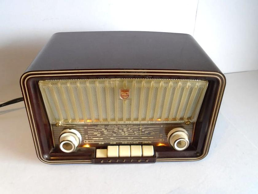 philips bakelite d'occasion