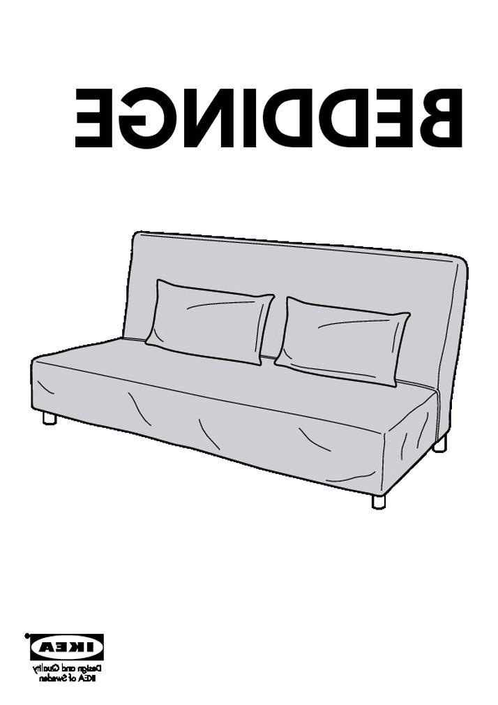 Beddinge Housse Ikea D Occasion