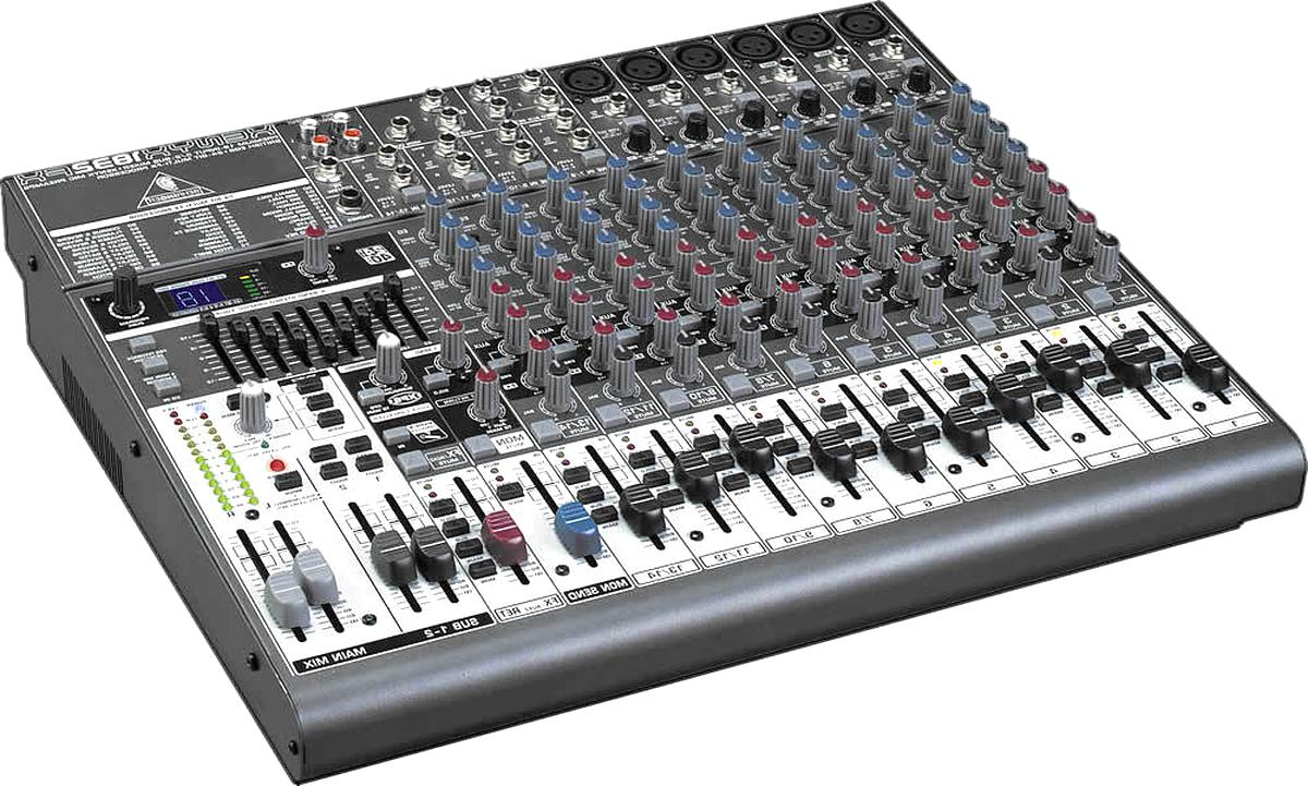 table mixage behringer table d'occasion