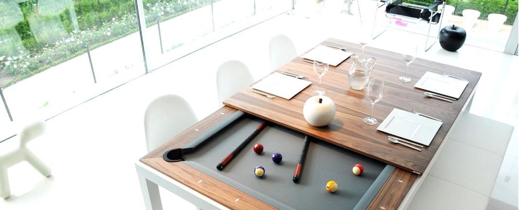 Table Billard Transformable D Occasion