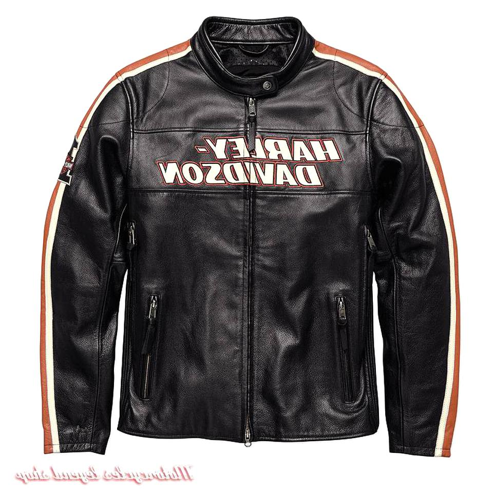 blouson harley homme d'occasion