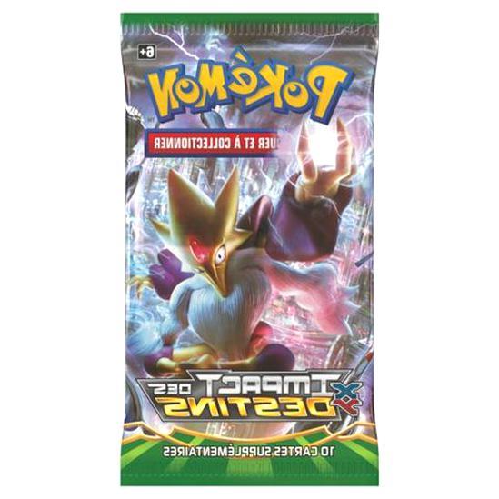 booster carte pokemon d'occasion