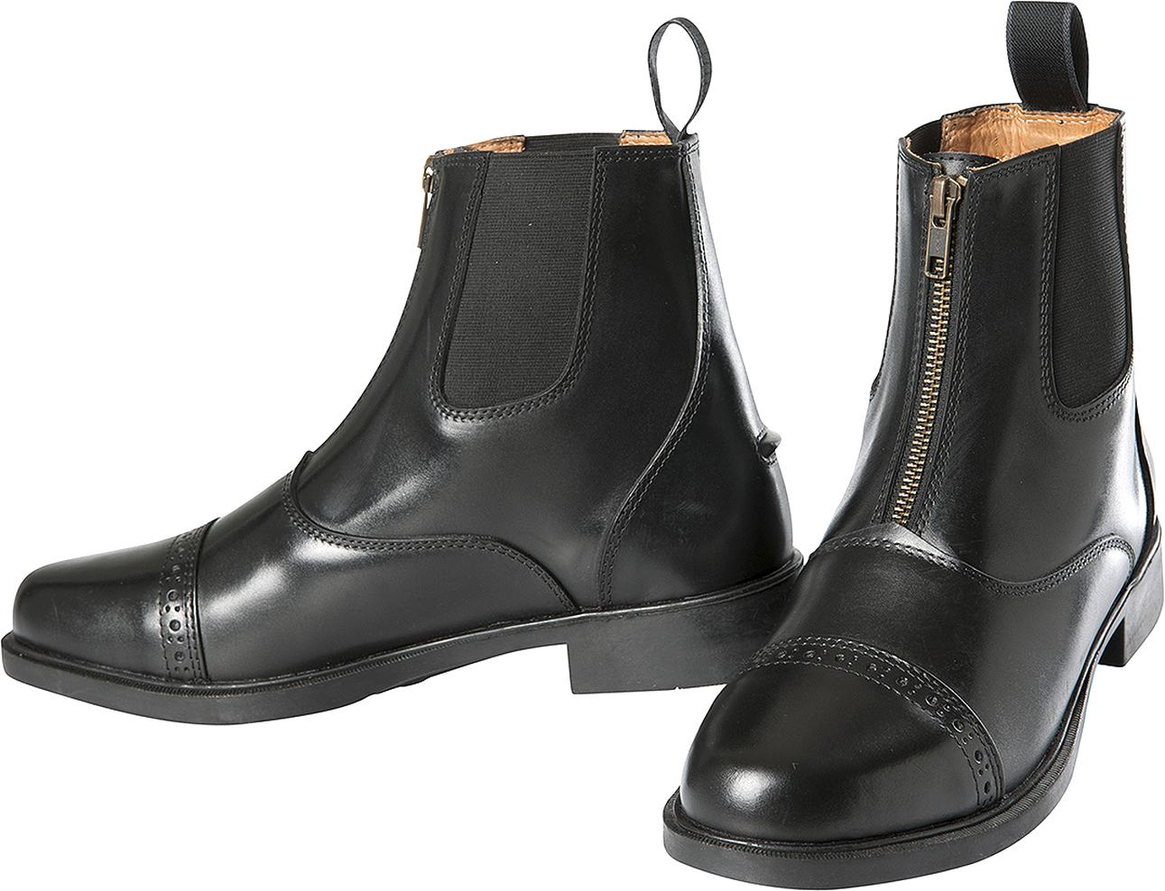 boots equitation cuir d'occasion