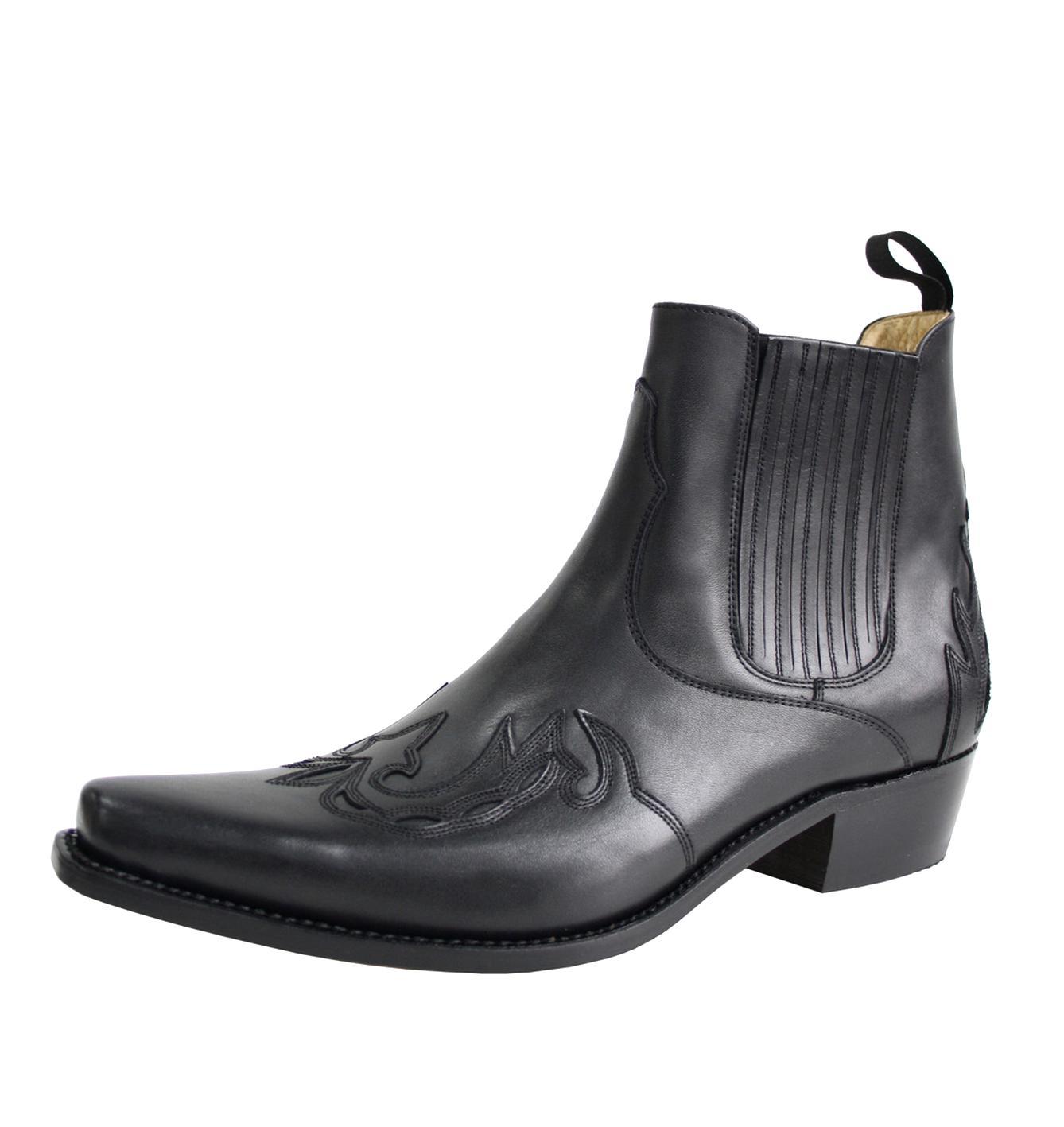 chaussure santiag homme d'occasion