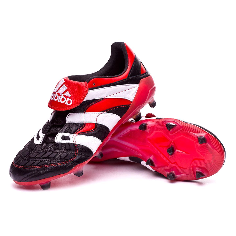 Adidas Predator Accelerator Firm Ground Boots Pas Cher