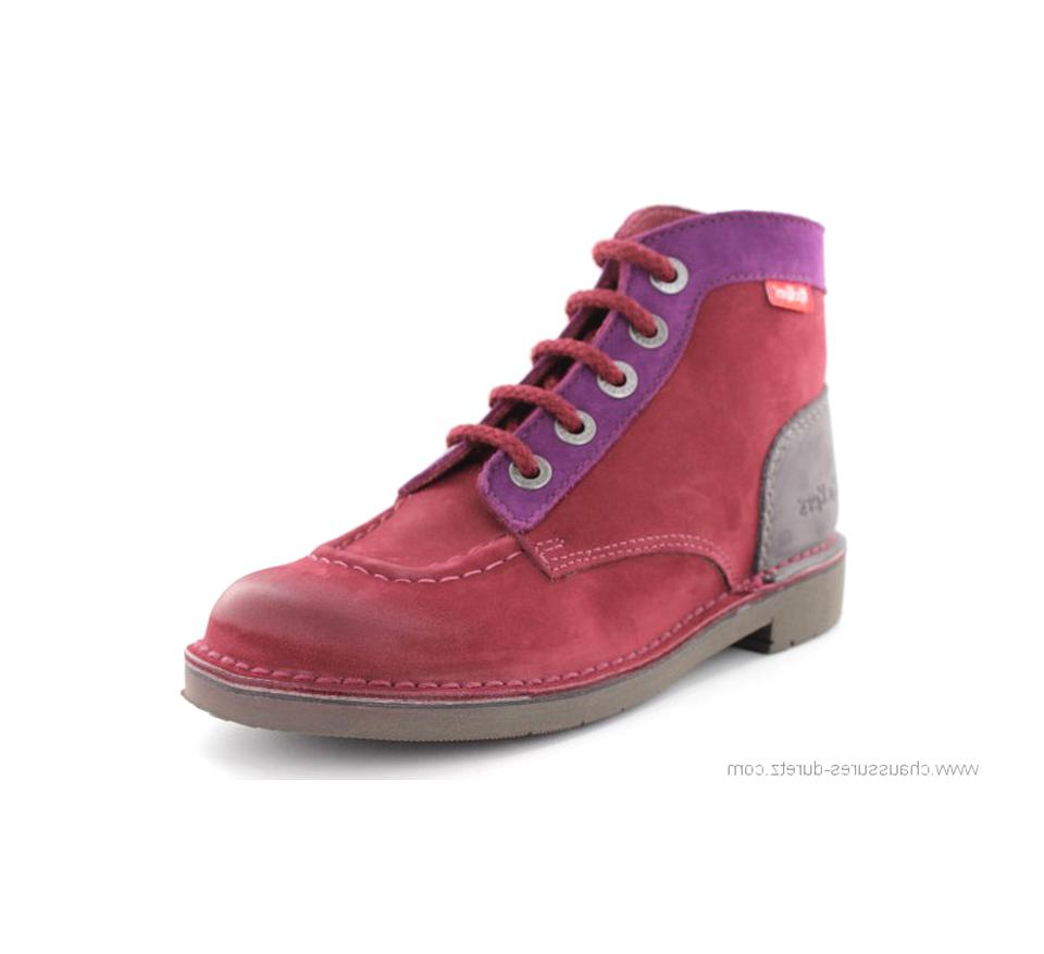 kickers femme chaussures d'occasion