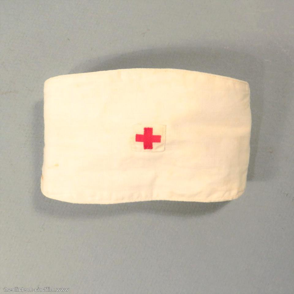 brassard infirmiere guerre d'occasion