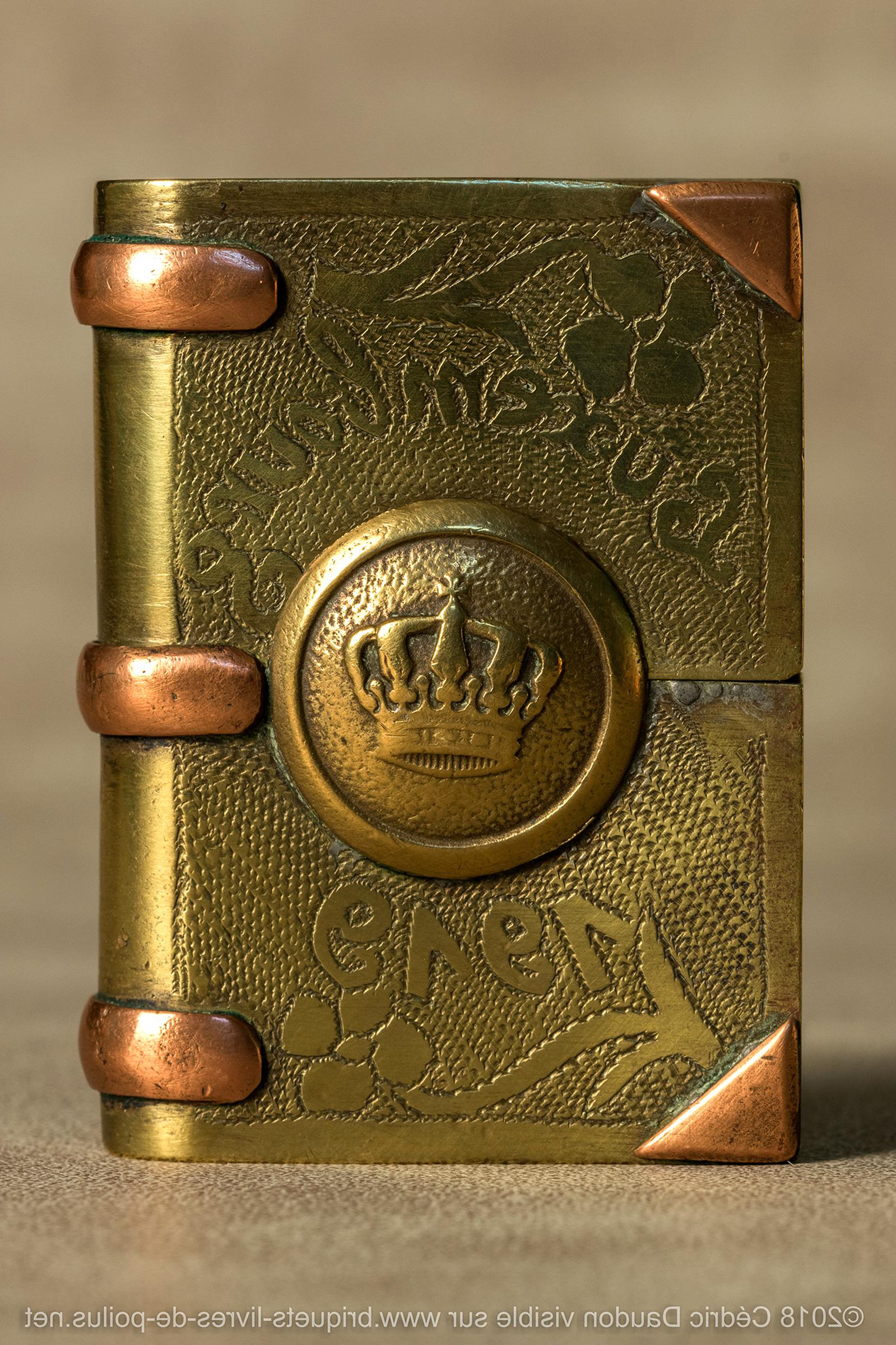 Orig Vintage STERLING SILVER NASSAU LIGHTER - Depuis eBay- Orig.