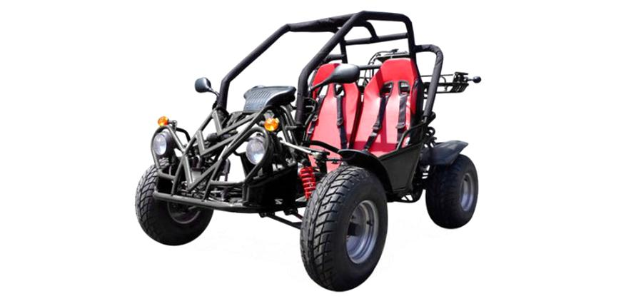 kinroad buggy d'occasion