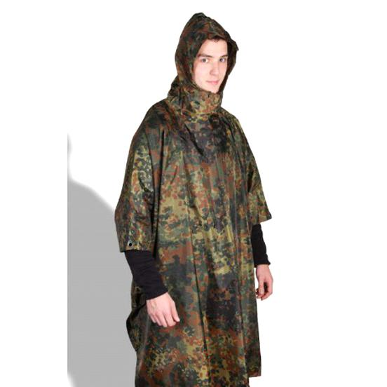 poncho bundeswehr d'occasion