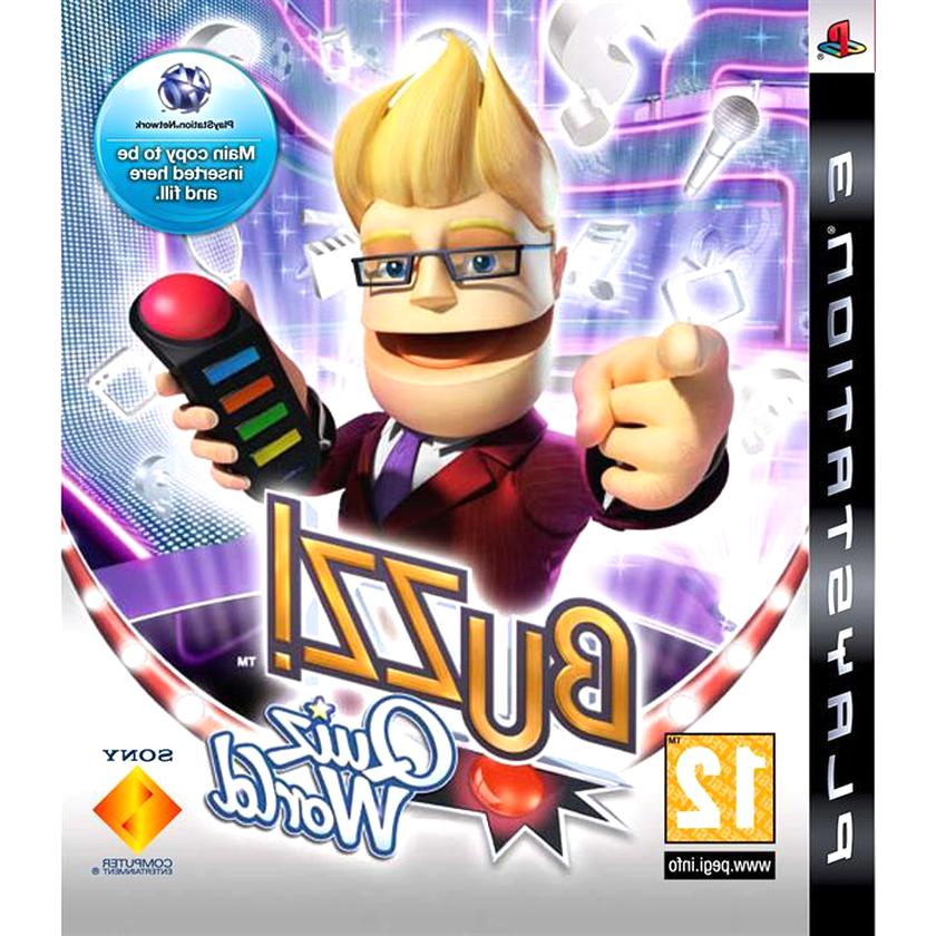 buzz ps3 d'occasion