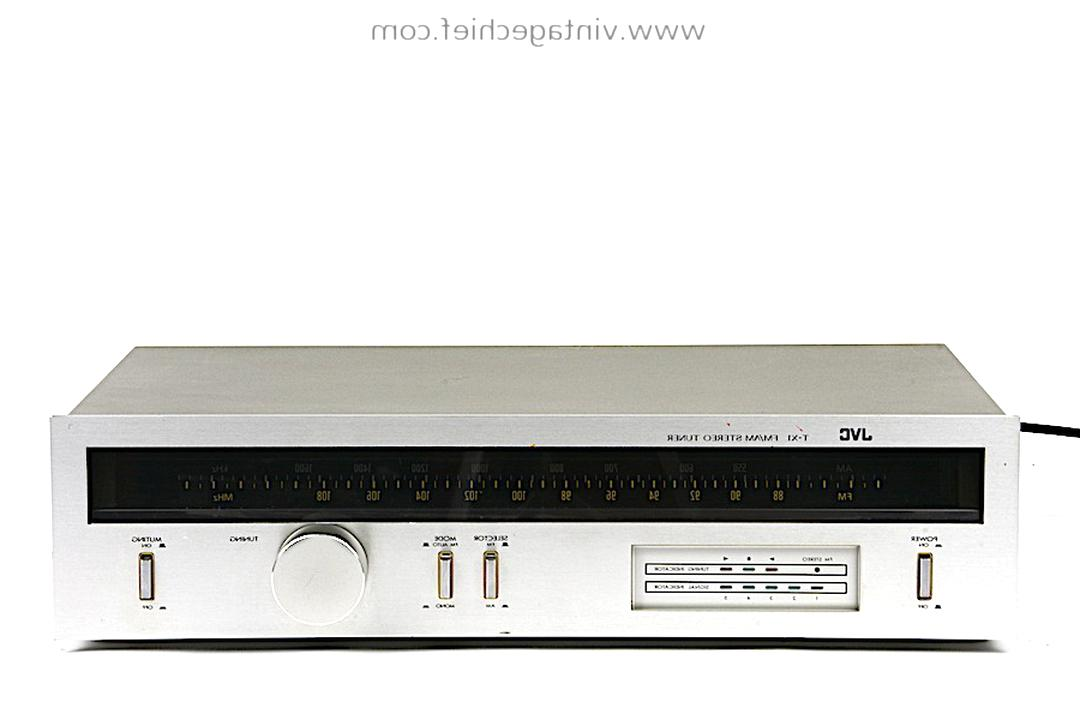 jvc tuner d'occasion