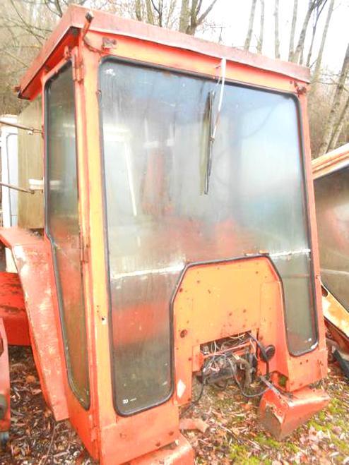 cabine tracteur renault d'occasion