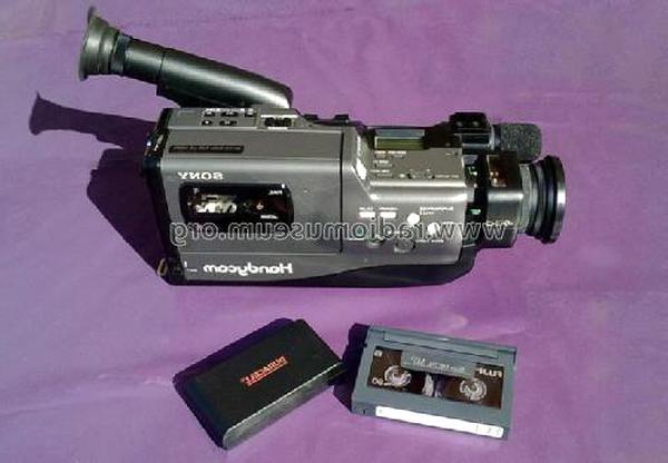 camescope sony handycam video 8 d'occasion