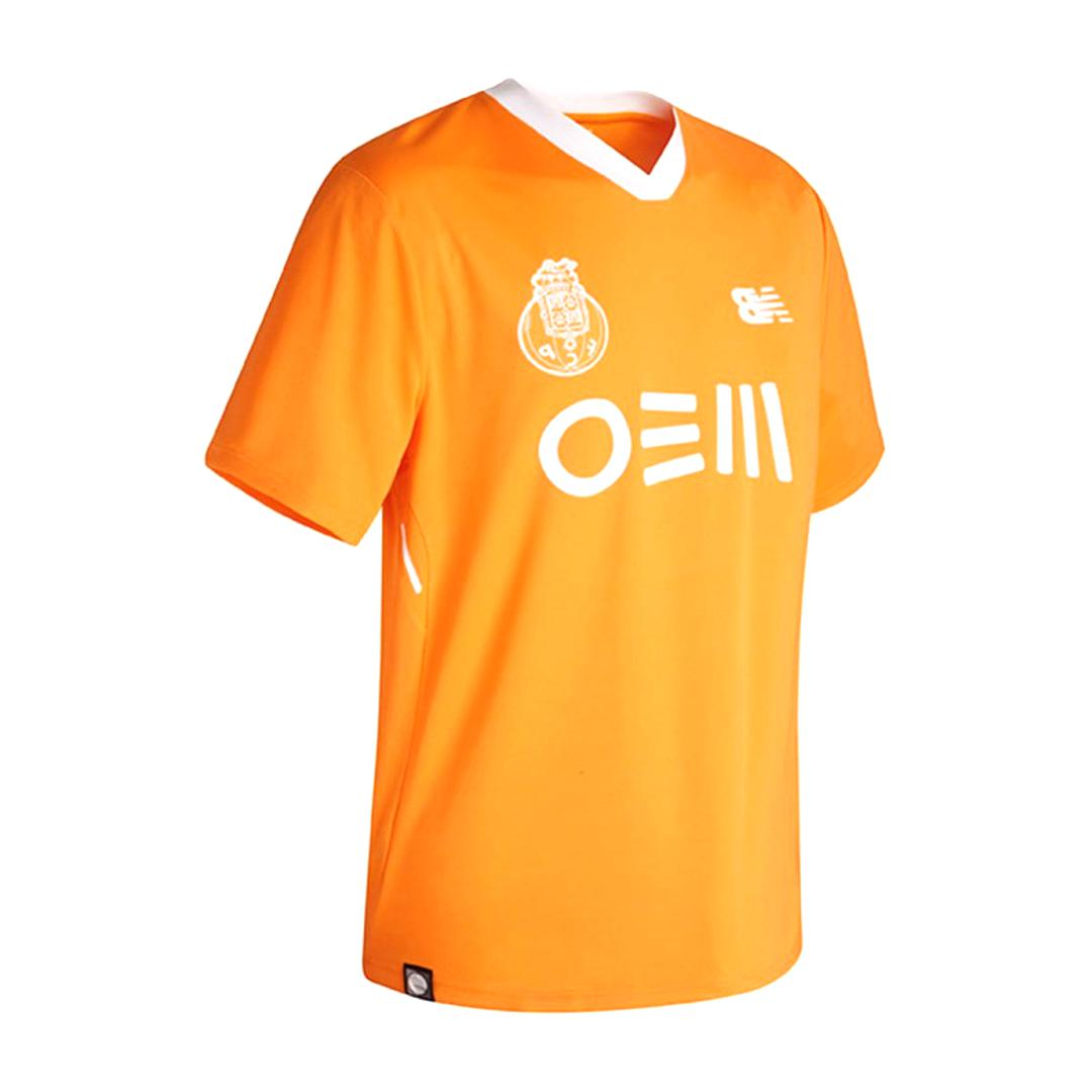 Maillot Football Orange d'occasion