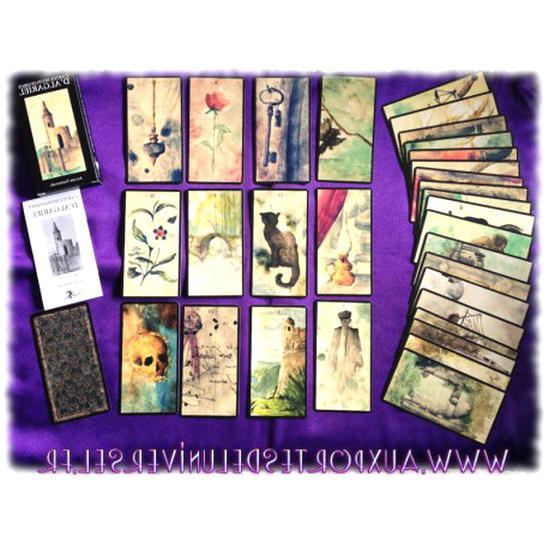 cartes divinatoires d'occasion