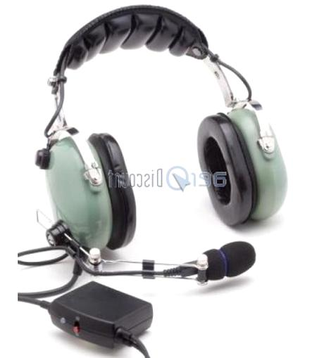 Casque Pilote Avion d'occasion