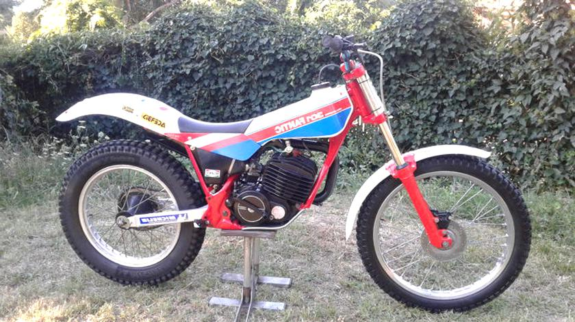 fantic trial d'occasion