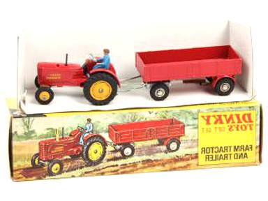 tracteur agricole dinky d'occasion
