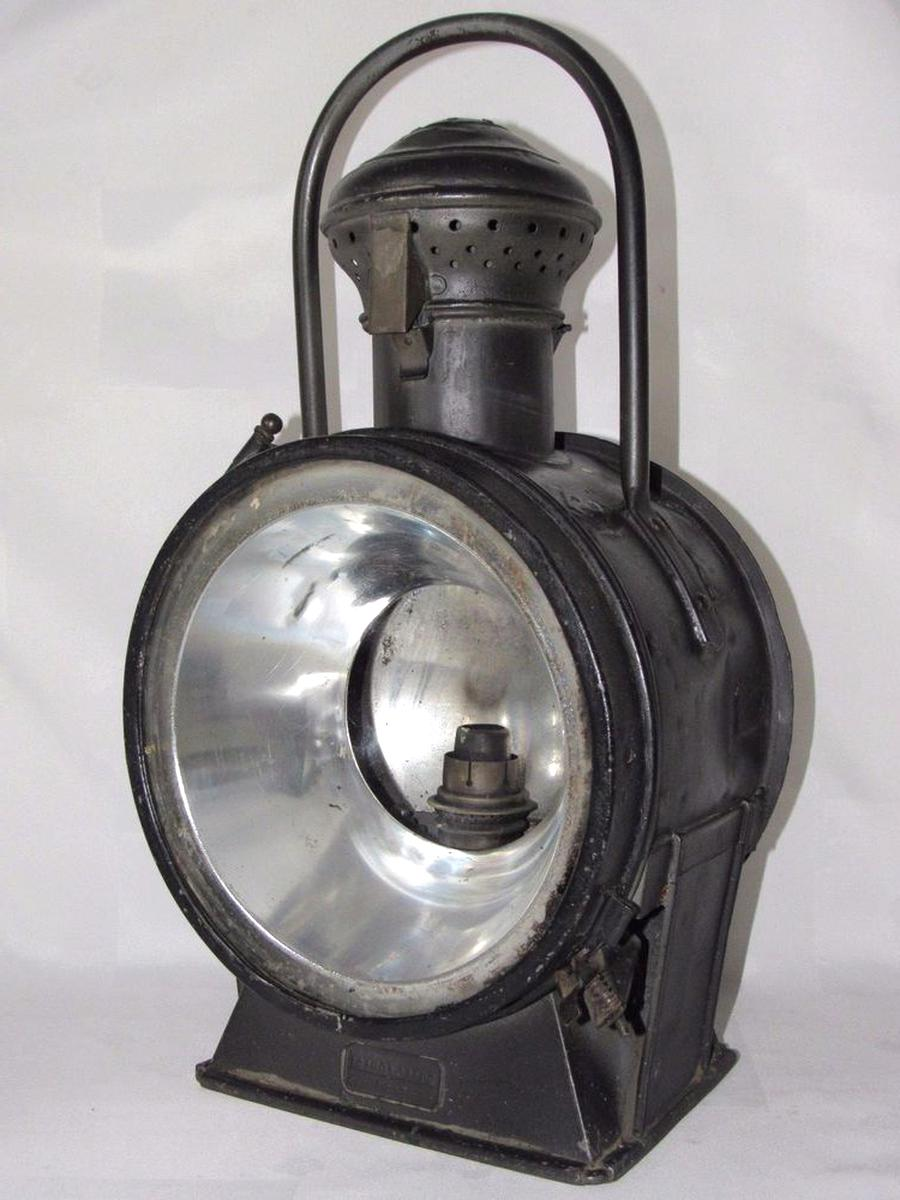 lampe locomotive d'occasion