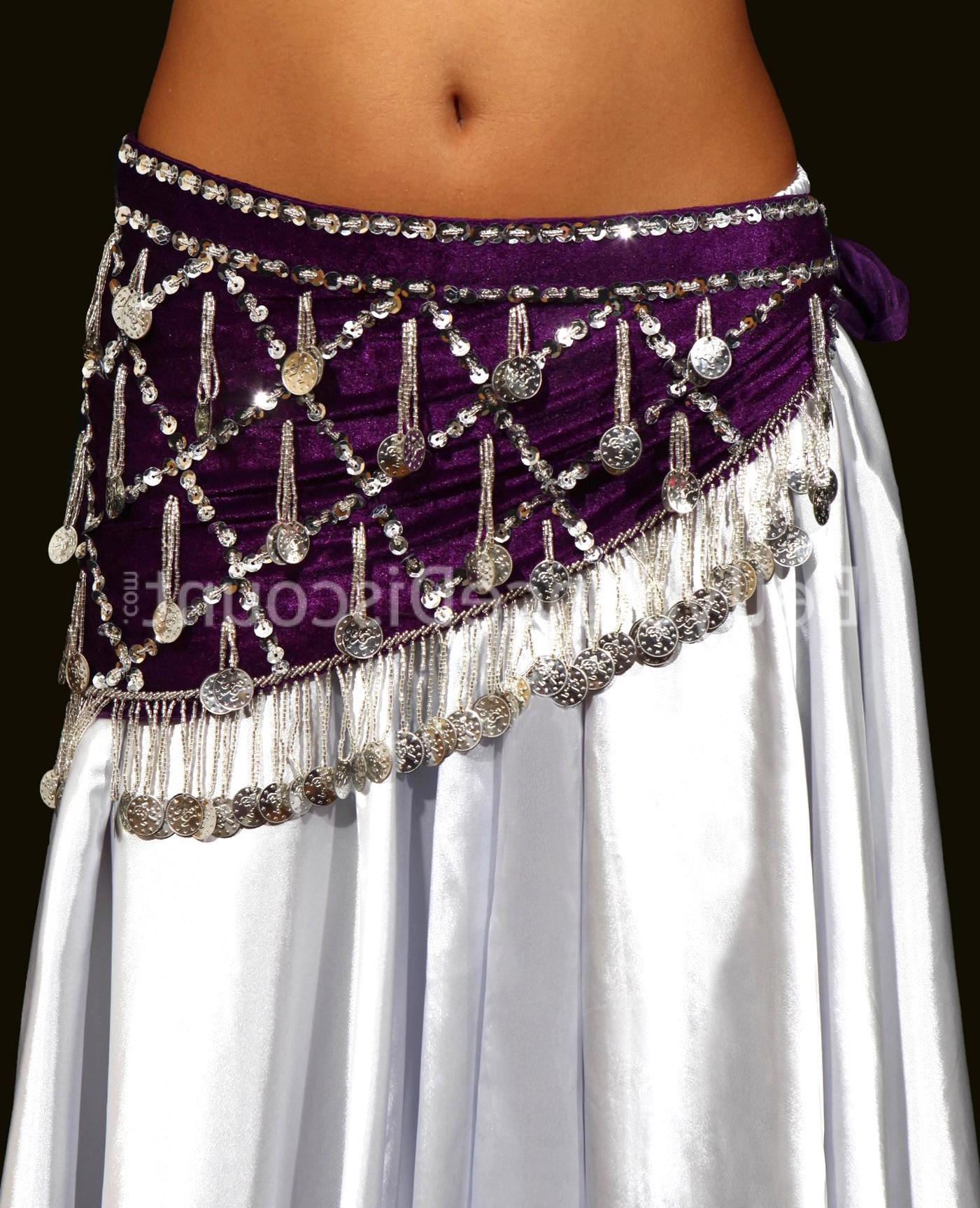 ceinture danse orientale d'occasion