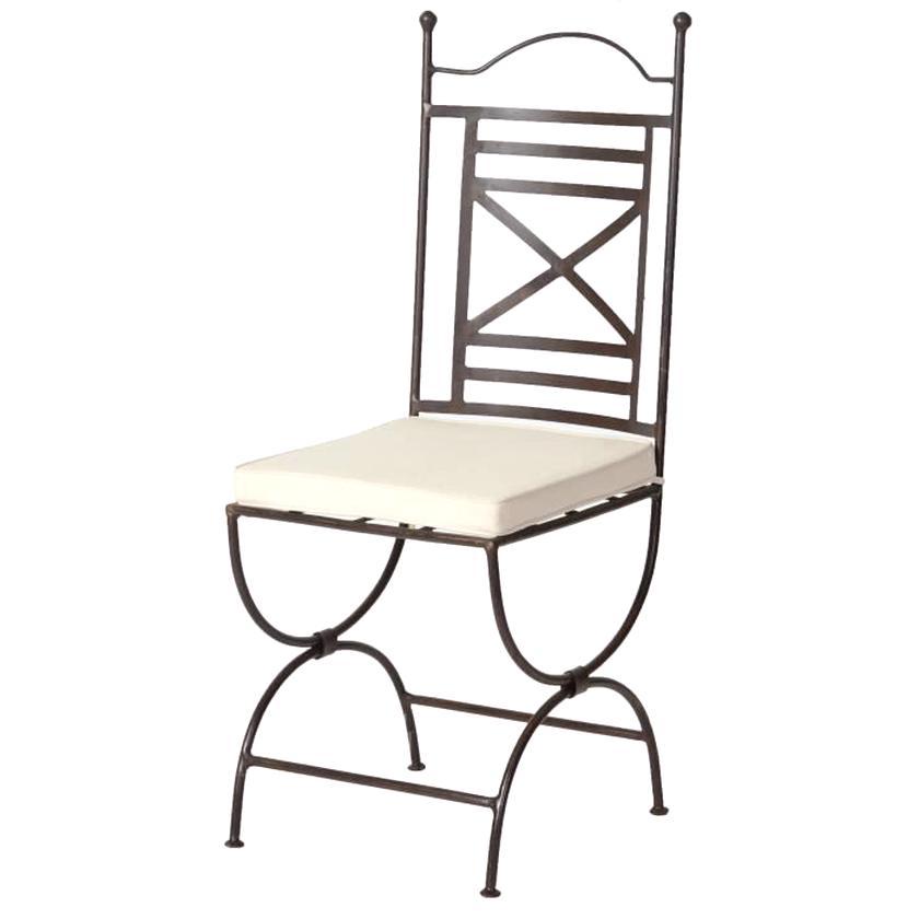 Chaises fer forge d occasion plus que 2 75 - Chaise en fer forge pour jardin ...