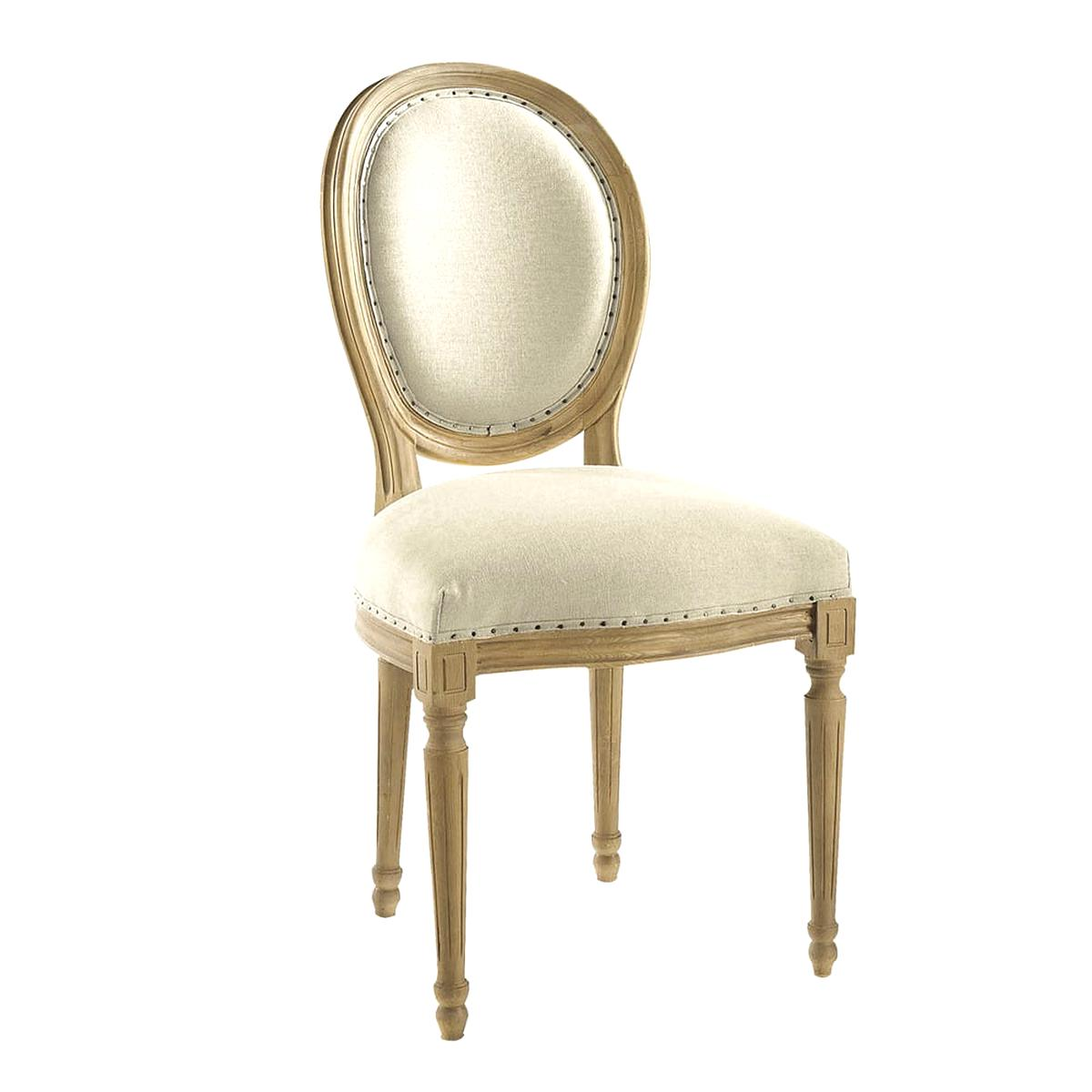 Renover Une Chaise Medaillon chaise medaillon maison monde d'occasion
