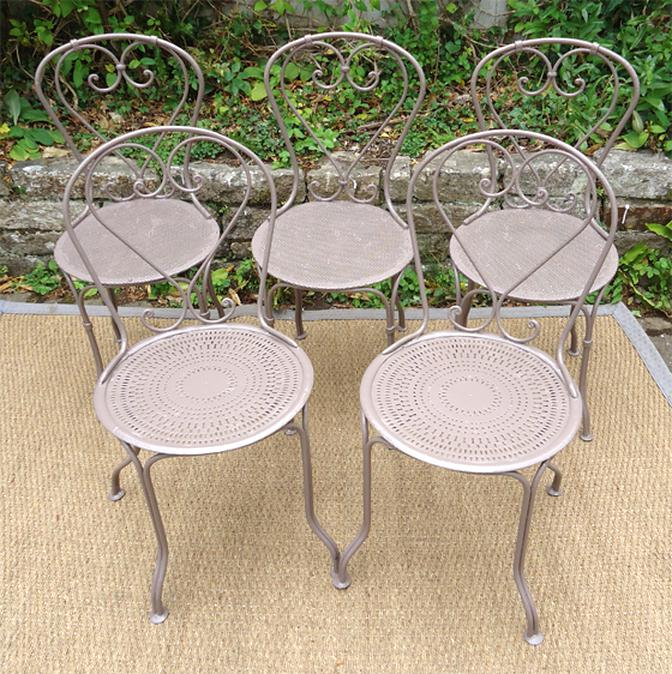 Chaises Fer Ancienne d\'occasion