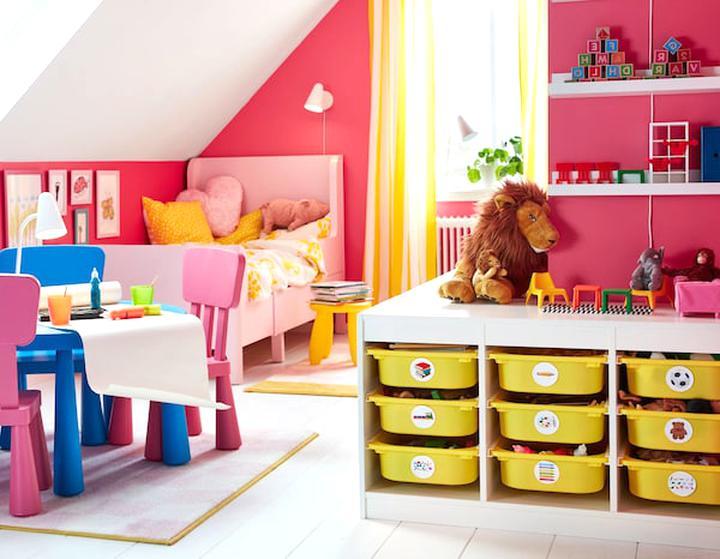 Rangement Enfant Ikea D Occasion