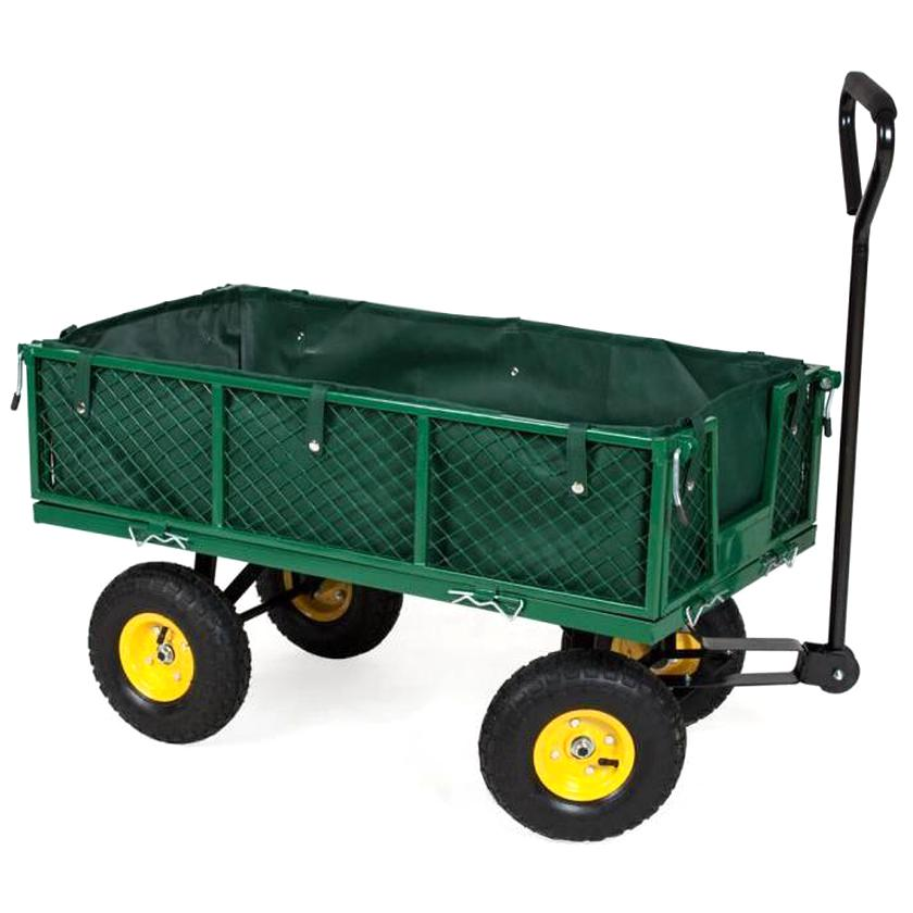 chariot jardin 4 roues roues d'occasion