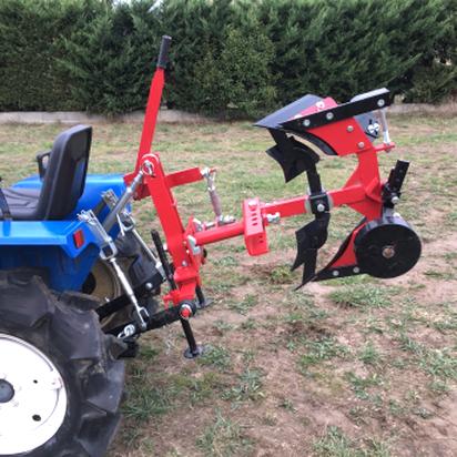 charrue micro tracteur d'occasion