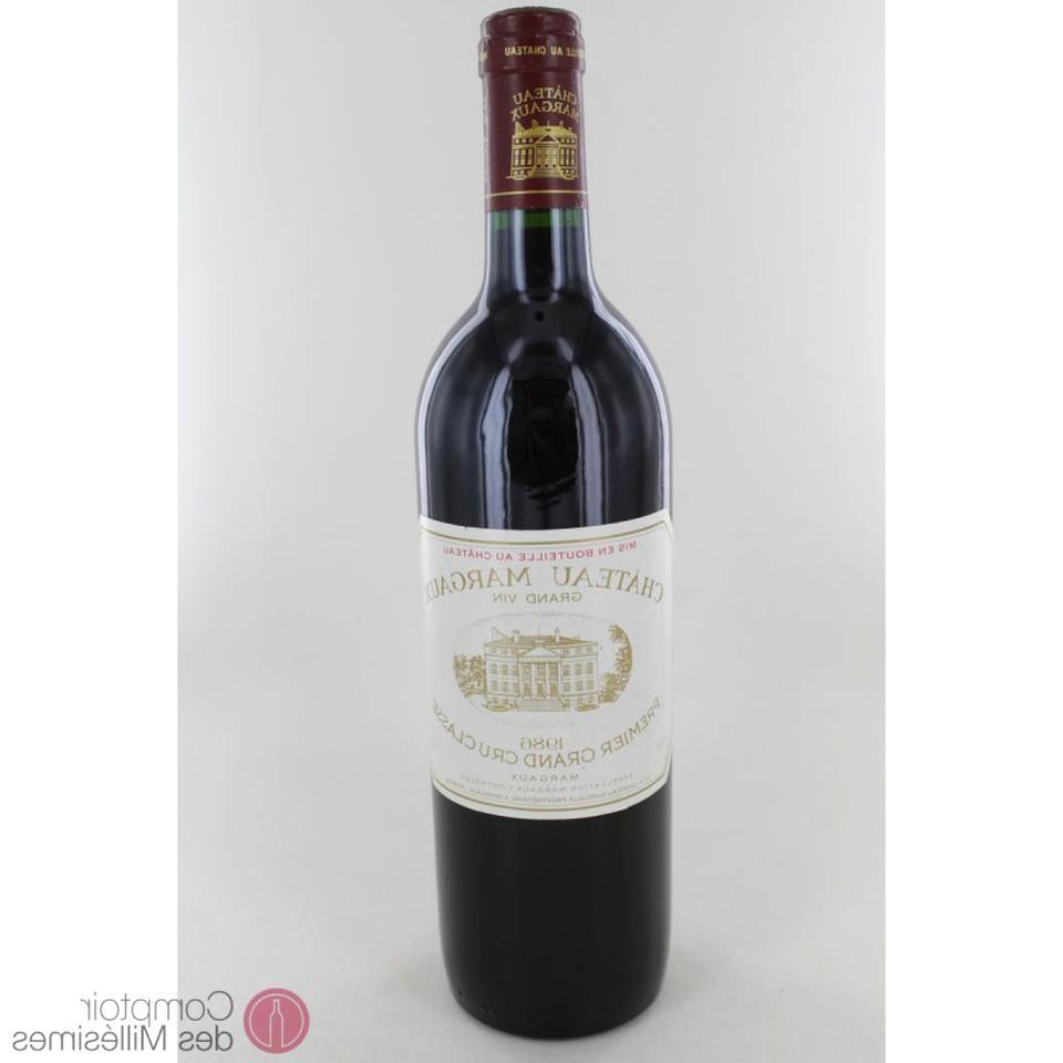 bouteille vin 1986 d'occasion