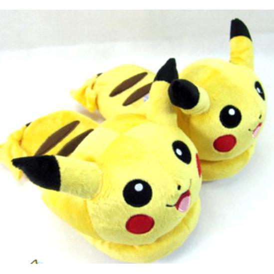 obtenir pas cher vente discount mode attrayante pantoufle pikachu