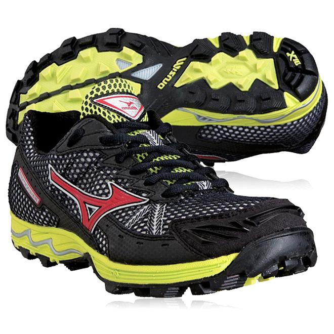 chaussure trail mizuno d'occasion