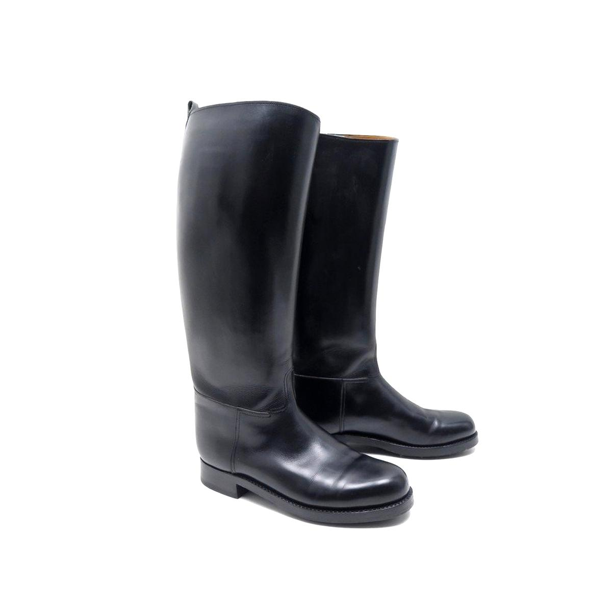 botte cuir homme occasion 43
