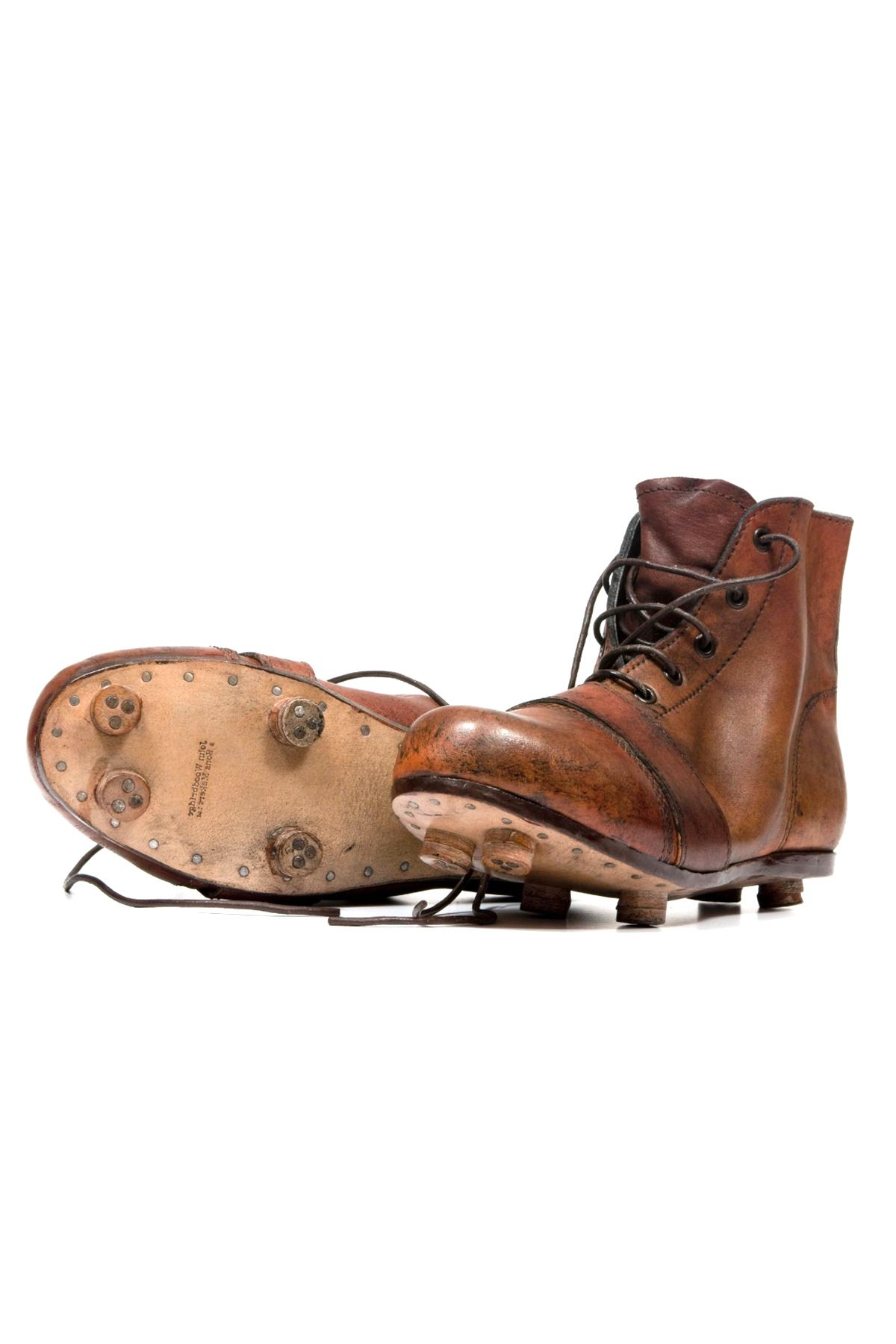 football chaussure vintage d'occasion
