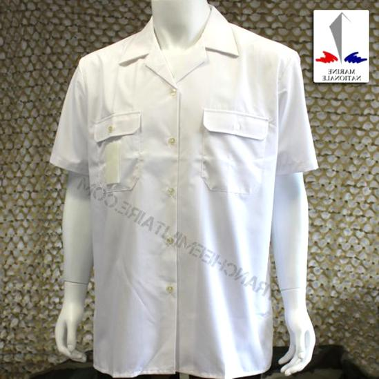 chemise marine nationale d'occasion