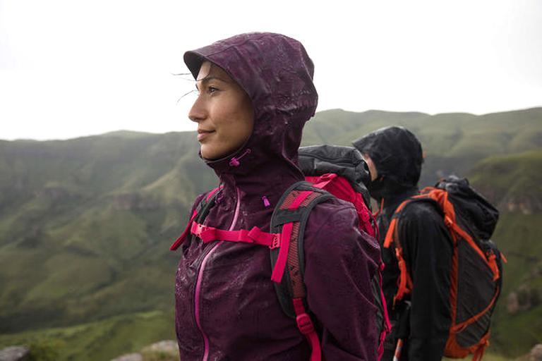 impermeable quechua d'occasion