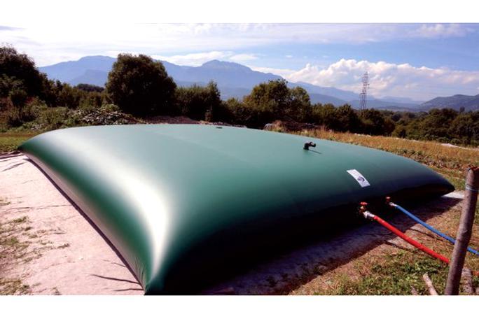 EDENEA Citerne Souple r/écup/ération Eau de Pluie 10000 litres