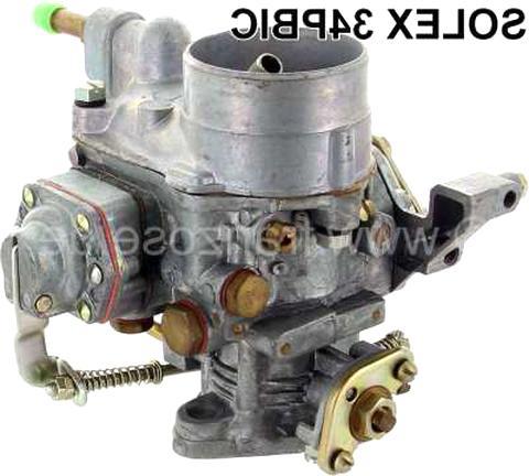 carburateur solex 34 d'occasion