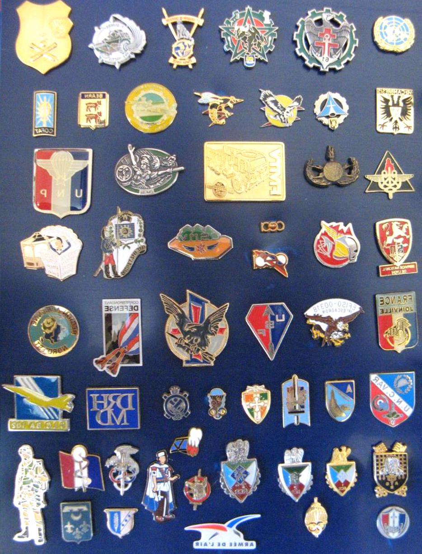 pins militaire d'occasion