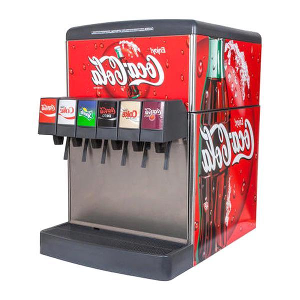 soda machine d'occasion