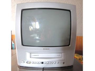 televiseur magnetoscope d'occasion
