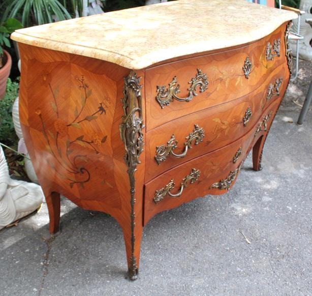 Commode Style Louis Xv D Occasion