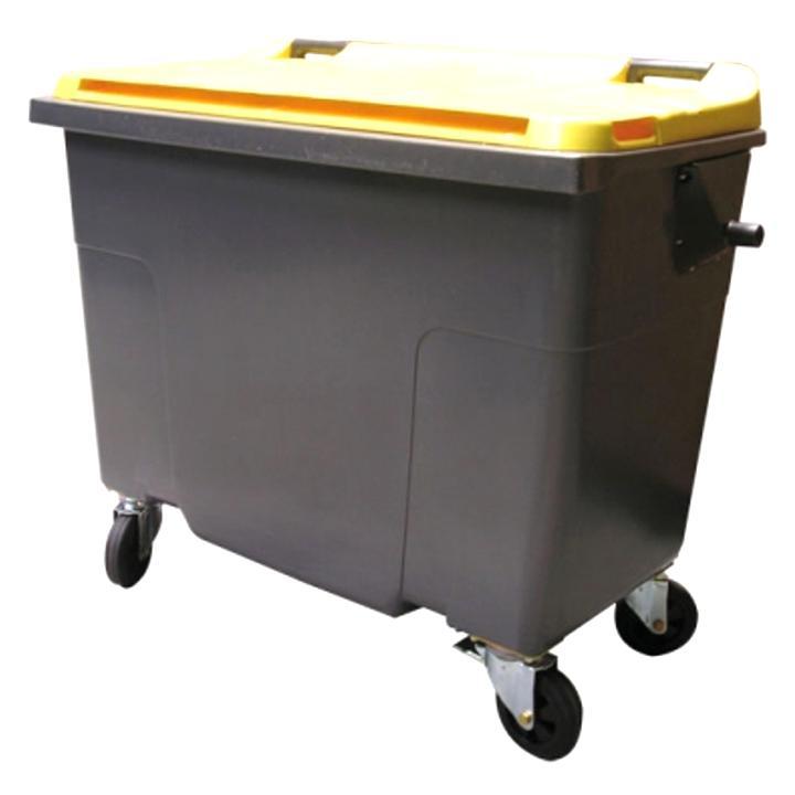 conteneur poubelle d'occasion
