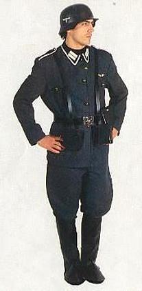 nazi costume d'occasion
