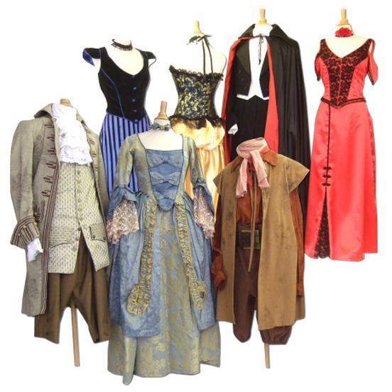 costume theatre d'occasion