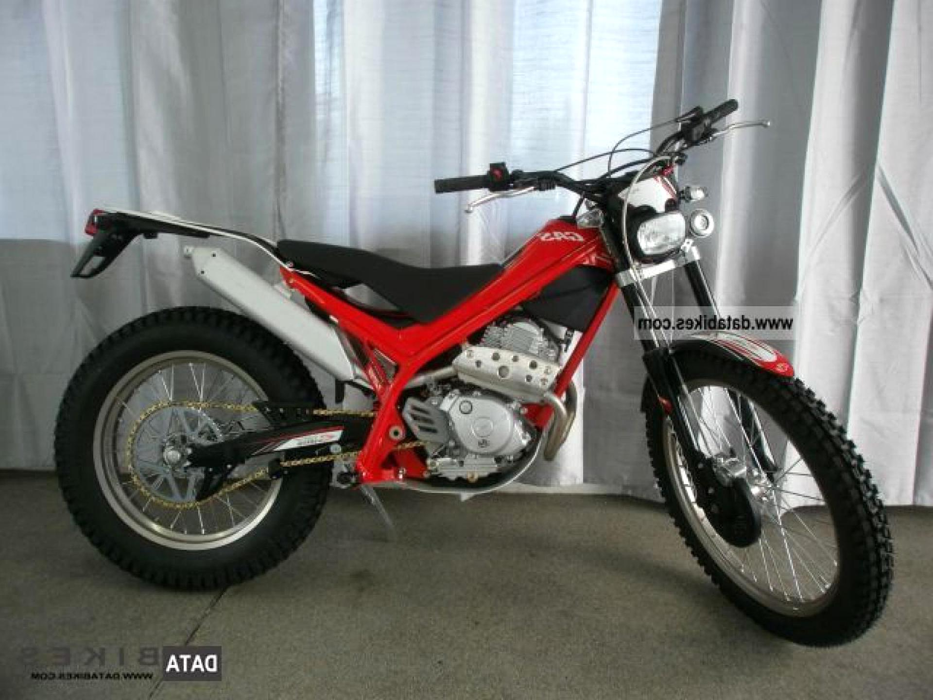 moto trial 125 trial d'occasion