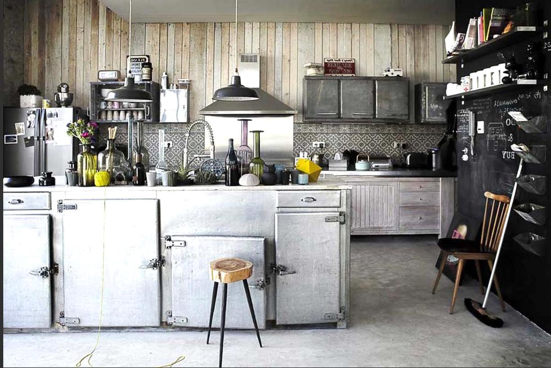 Meuble De Cuisine Industriel meuble cuisine industriel d'occasion